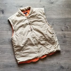 J. Crew Down Vest /Coat Medium